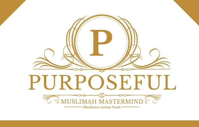 Purposeful Muslimah Home Study Course