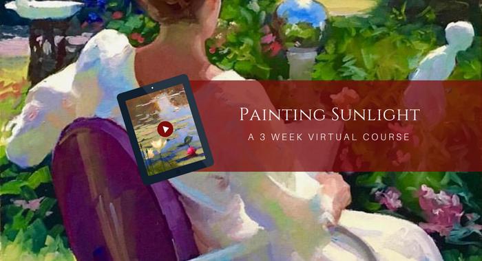 Painting Sunlight