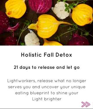 Holistic Fall Detox 2016