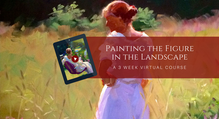 Painting the Figure in Landscape