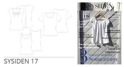 Sysiden No. 17 - Juli-August 2016