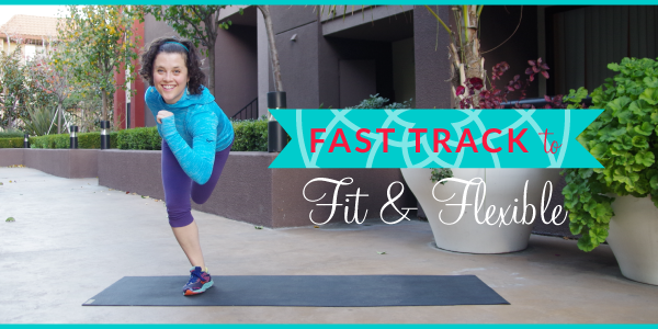 Fast Track to Fit & Flexible with Elyse Sparkes