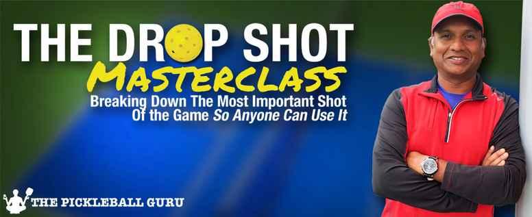 Drop Shot Masterclass
