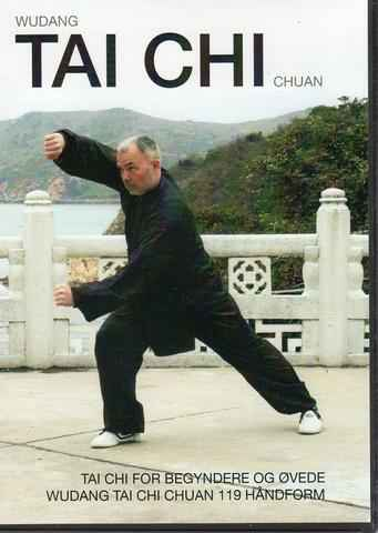 Tai Chi for øvede 119 håndform - dvd