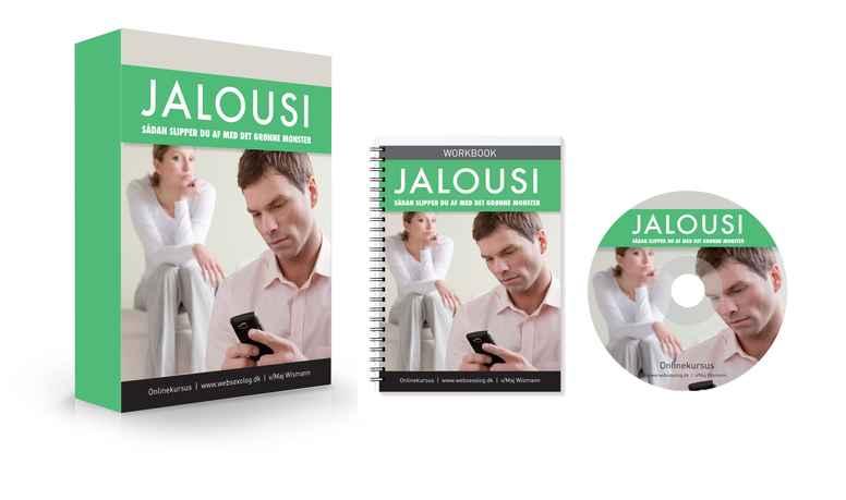 Det store jalousi online kursus