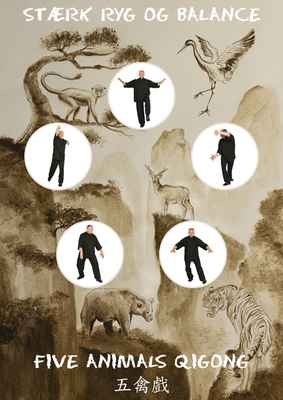 Five Animals Qigong - Bog