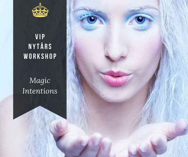 VIP Nytårs Workshop