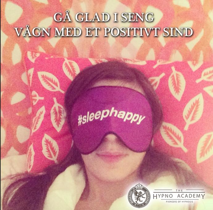 LYDFIL: Fald glad i søvn - vågn med et positivt sind