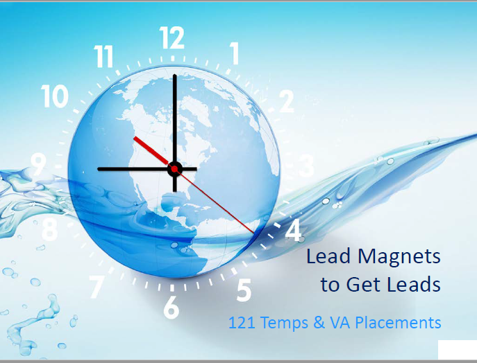 How to create lead magnets and landing pages