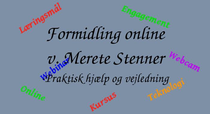 Hjælp og rådgivning til online produkter