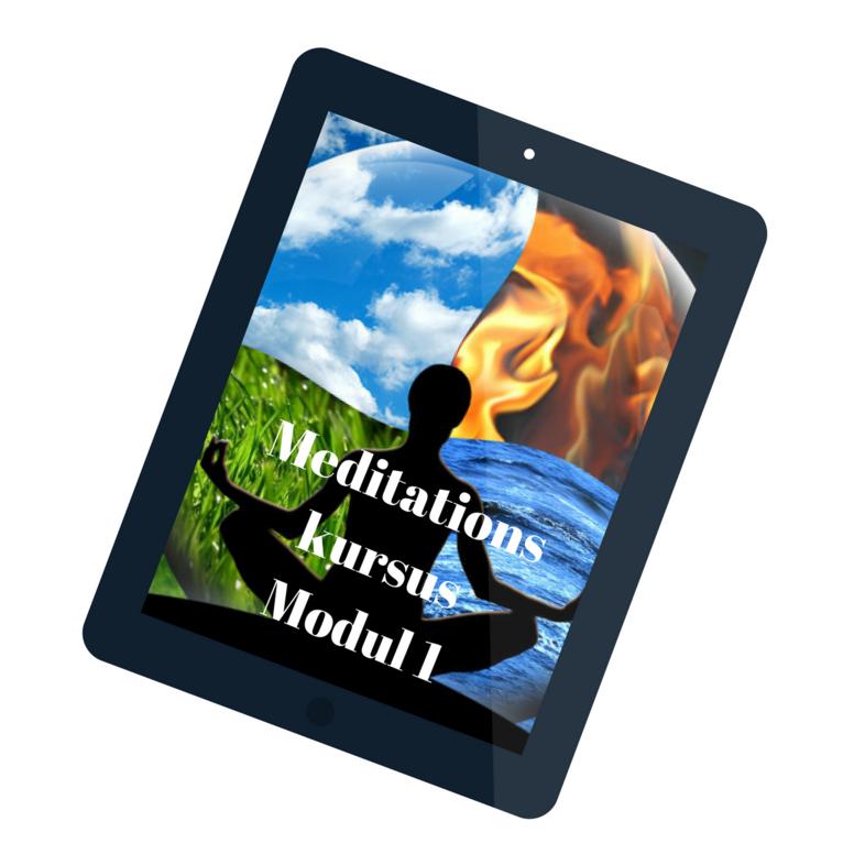 Meditationskursus Modul 1