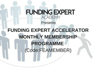 08 Funding Expert Accelerator
