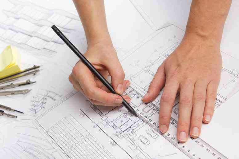 Tegning og møblering