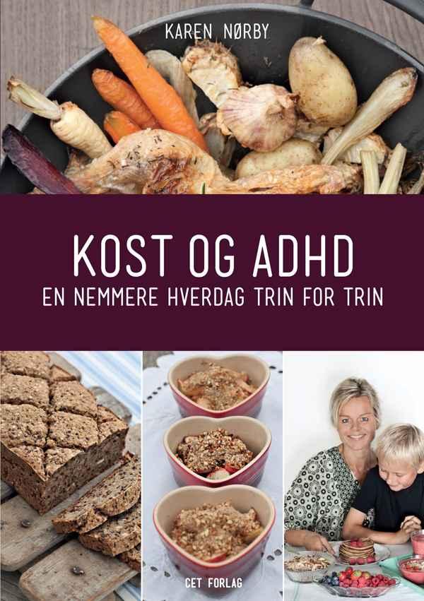 Kost og ADHD – en nemmere hverdag trin for trin