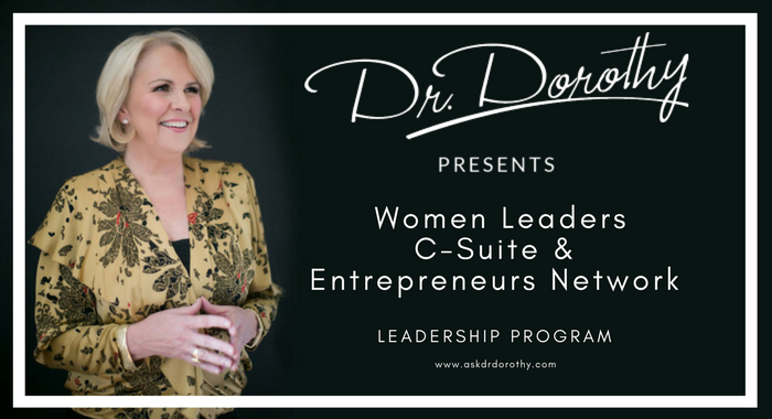 Women Leaders - C-Suite & Entrepreneurs Network