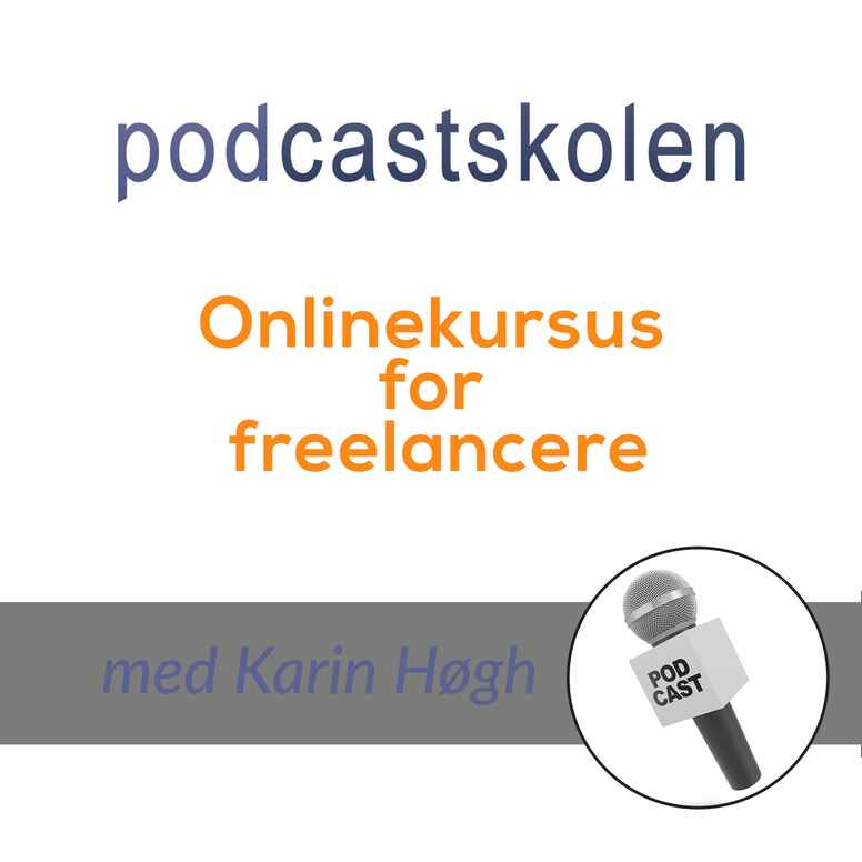 Podcastskolen for freelancere