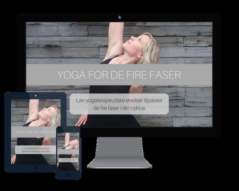 Yoga for de fire faser