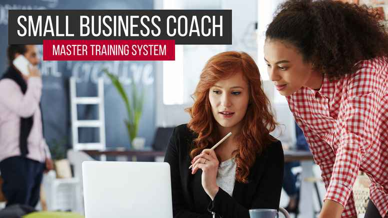 Small Business Coach Master Training System
