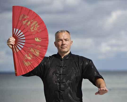 Tai Chi Kung Fu Vifte - Online kursus