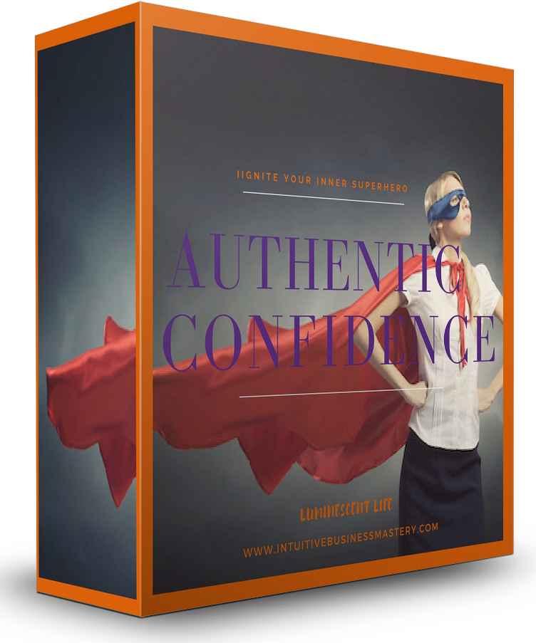 AUTHENTIC CONFIDENCE