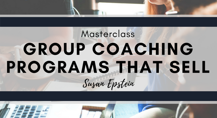 Group Coaching Programs That Sell