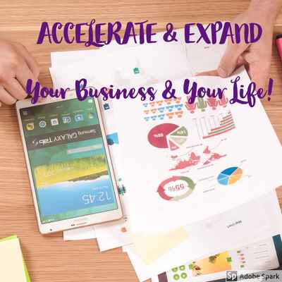 Accelerate & Expand Your Business