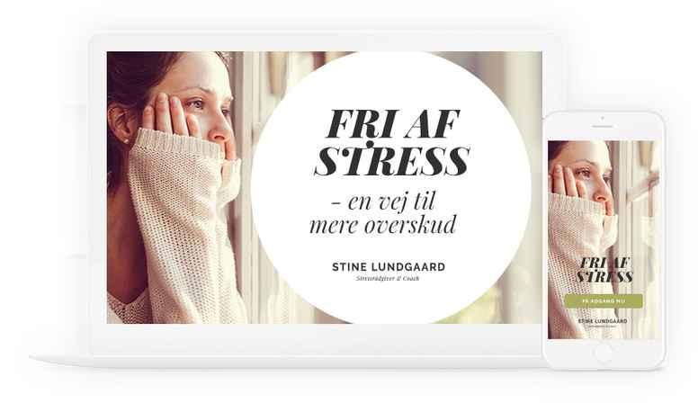 Fri Af Stress: Online støtteforum
