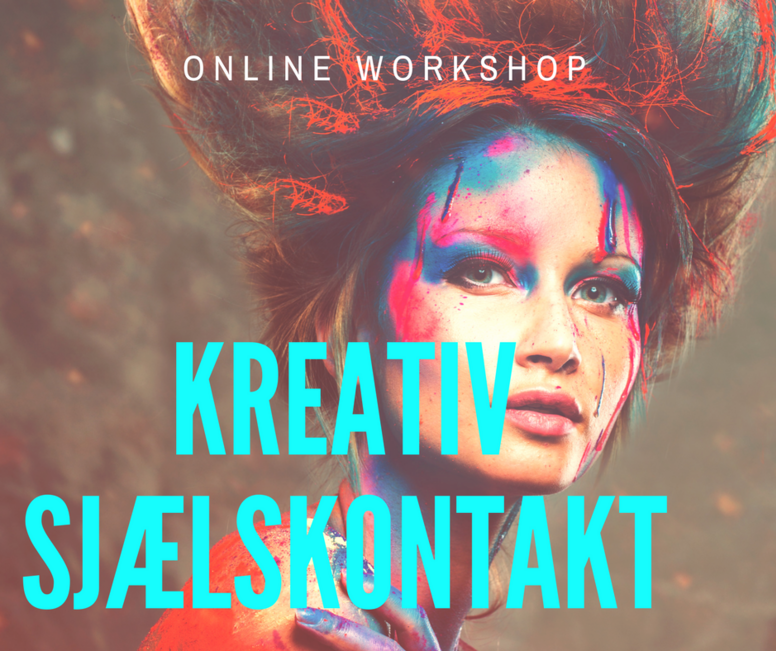 Kreativ sjælskontakt - en legesyg workshop