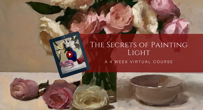 The Secrets of Painting Light