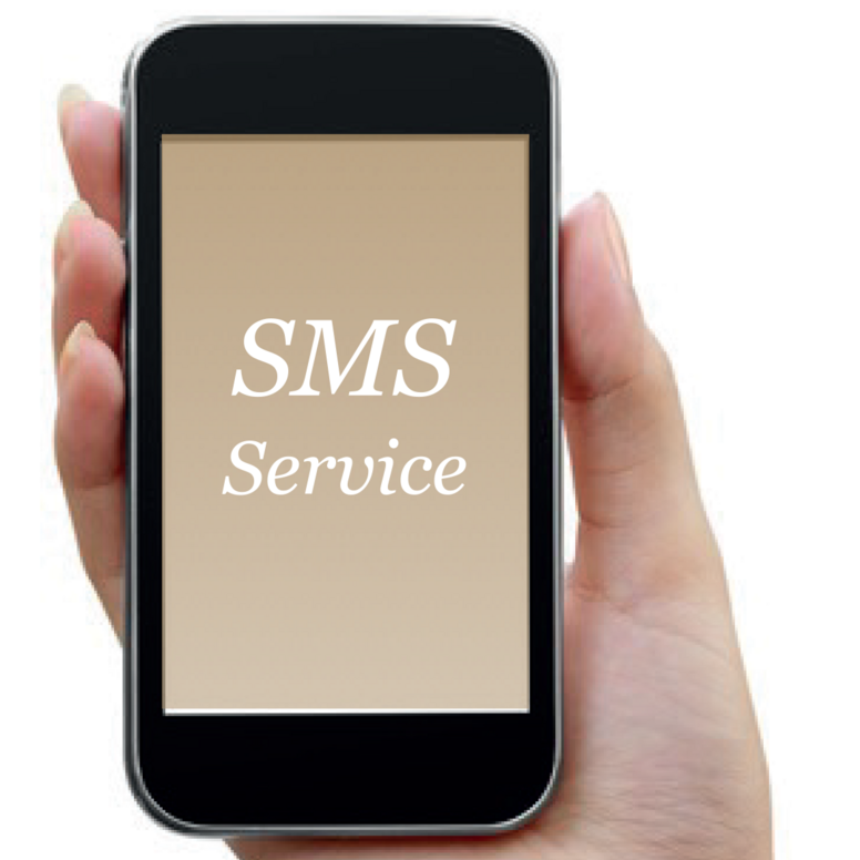 Mere Glæde og Mindre Overspisning SMS-service