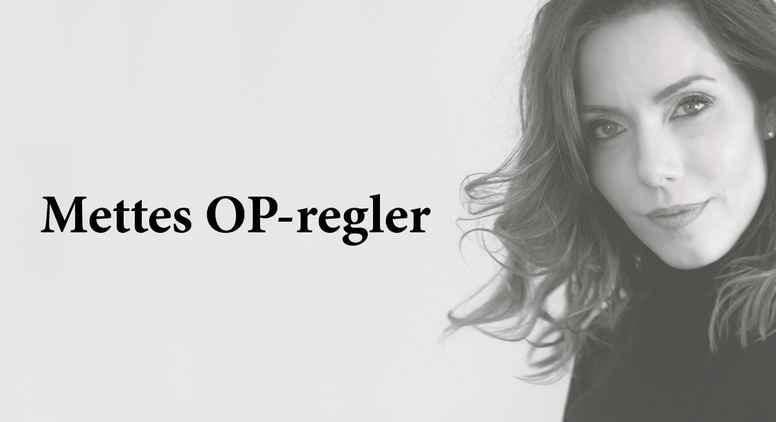 Download Mettes OP-regler GRATIS