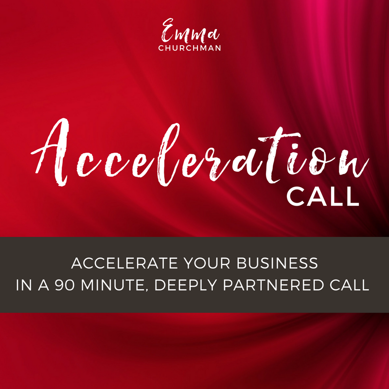 Acceleration Call