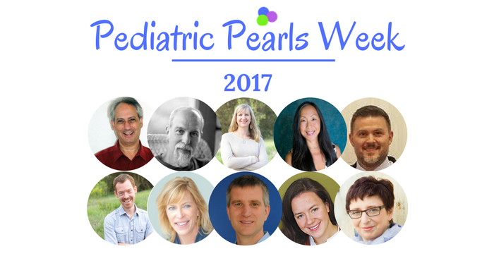 2017 Pediatric Pearls Week Recordings