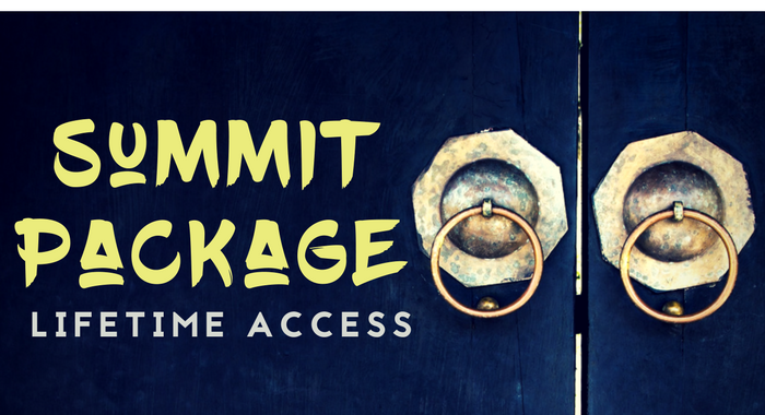 June Summit Package - Lifetime Access