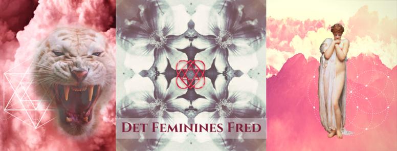 Det Feminines Fred: Lillith & Eva sjælsrejse