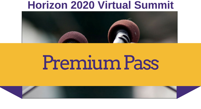 Horizon 2020 Virtual Summit Premium Pass