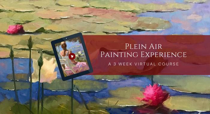 Plein Air Painting Experience