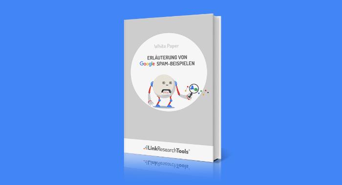 Erläuterung von Google Spam Beispielen