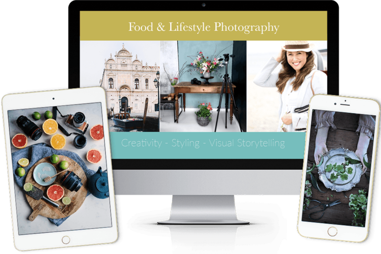 Food & Lifestyle Photography Self-Study Course