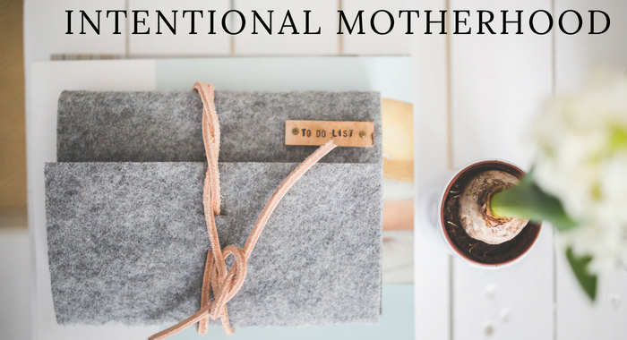 Intentional Motherhood Mini Course
