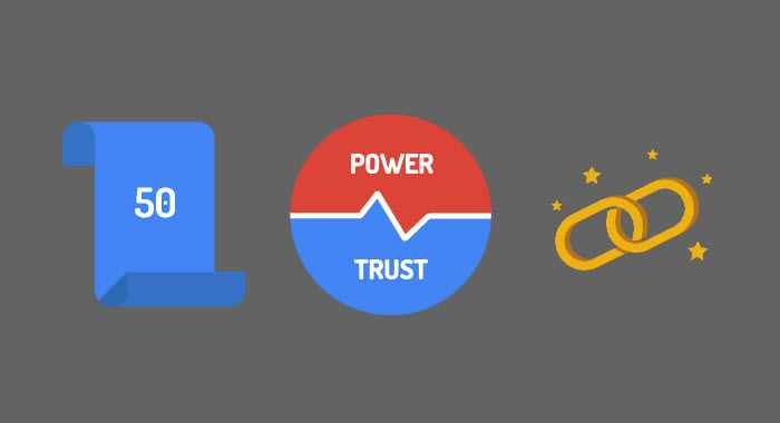 Top 50 LRT Power*Trust™ Links