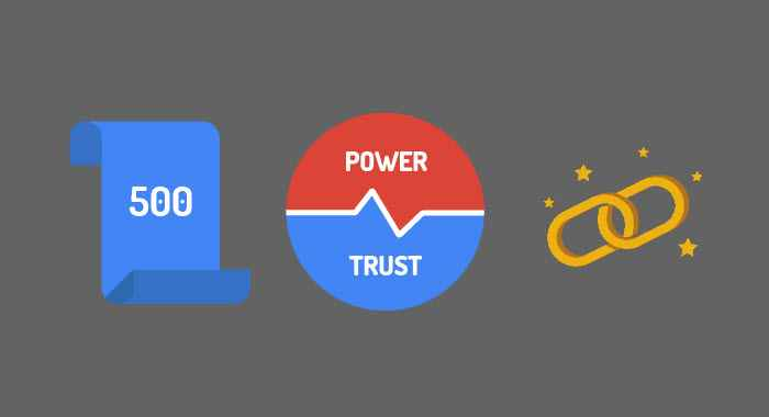 Top 500 LRT Power*Trust™ Links