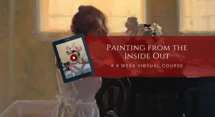 Painting from the Inside Out - A Journey of Self Discovery