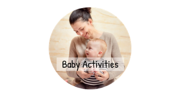 Baby Activities on Early Years Music Ideas