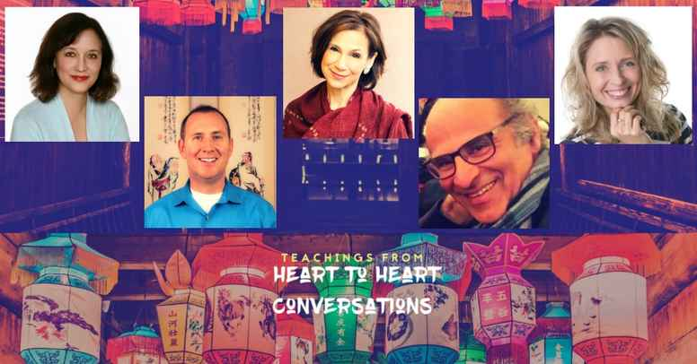 Thrive as a Heart Centered Practitioner {THE ART OF THE HEART WEBINAR SERIES}