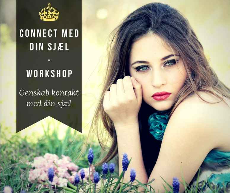 Connect med din sjæl - workshop