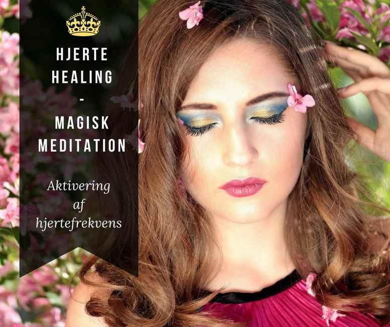 Hjerte healing Meditation - Chamuel