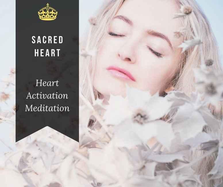 Sacred Heart Meditation