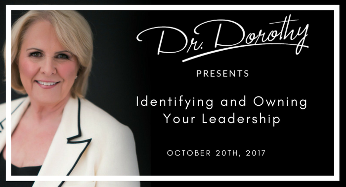 Identifying and Owing Your Leadership Style