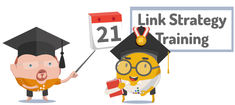 26-Day Link Strategy Training